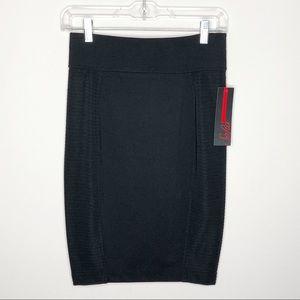 NWT SOFIA VERGARA  Bodycon Pencil Skirt, XS